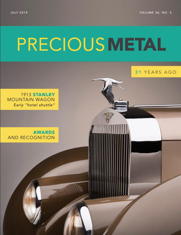 Precious Metal Vol 36 No 2